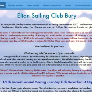 Elton Sailing Club
