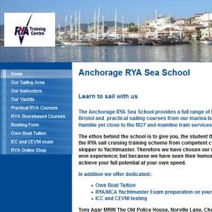 Anchorage Sea School