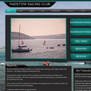 Padstow Sailing Club
